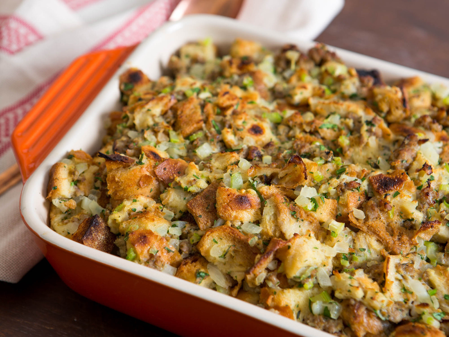 Thanksgiving Cornbread Dressing  Want the Best Thanksgiving Stuffing Consider the Oyster