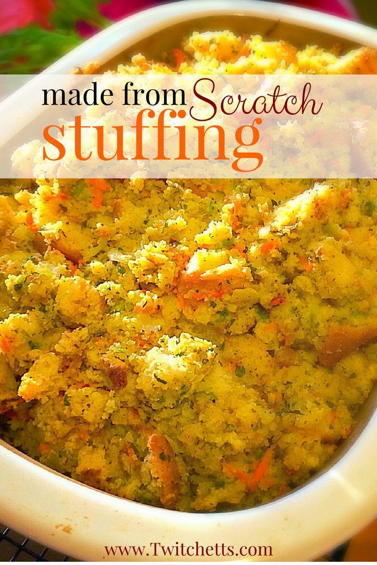 Thanksgiving Cornbread Dressing  1000 ideas about Thanksgiving Stuffing on Pinterest