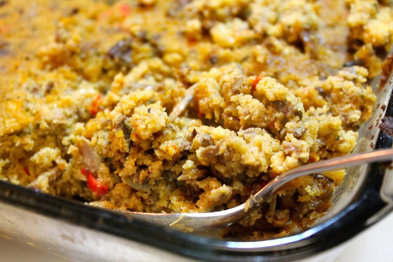 Thanksgiving Cornbread Dressing  5 Must Have Thanksgiving Recipes