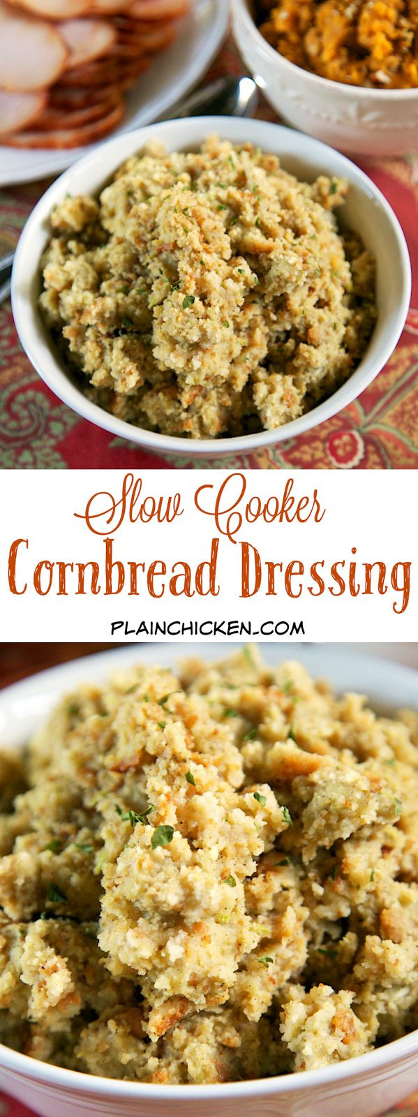 Thanksgiving Cornbread Dressing  Best 20 Cornbread stuffing ideas on Pinterest