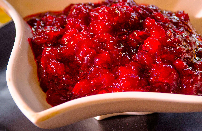 Thanksgiving Cranberry Recipes  Thanksgiving Recipes Cranberry Sauce Recipe