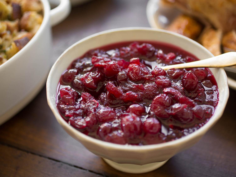 Thanksgiving Cranberry Recipes  Thanksgiving Cranberry Sauce Recipes