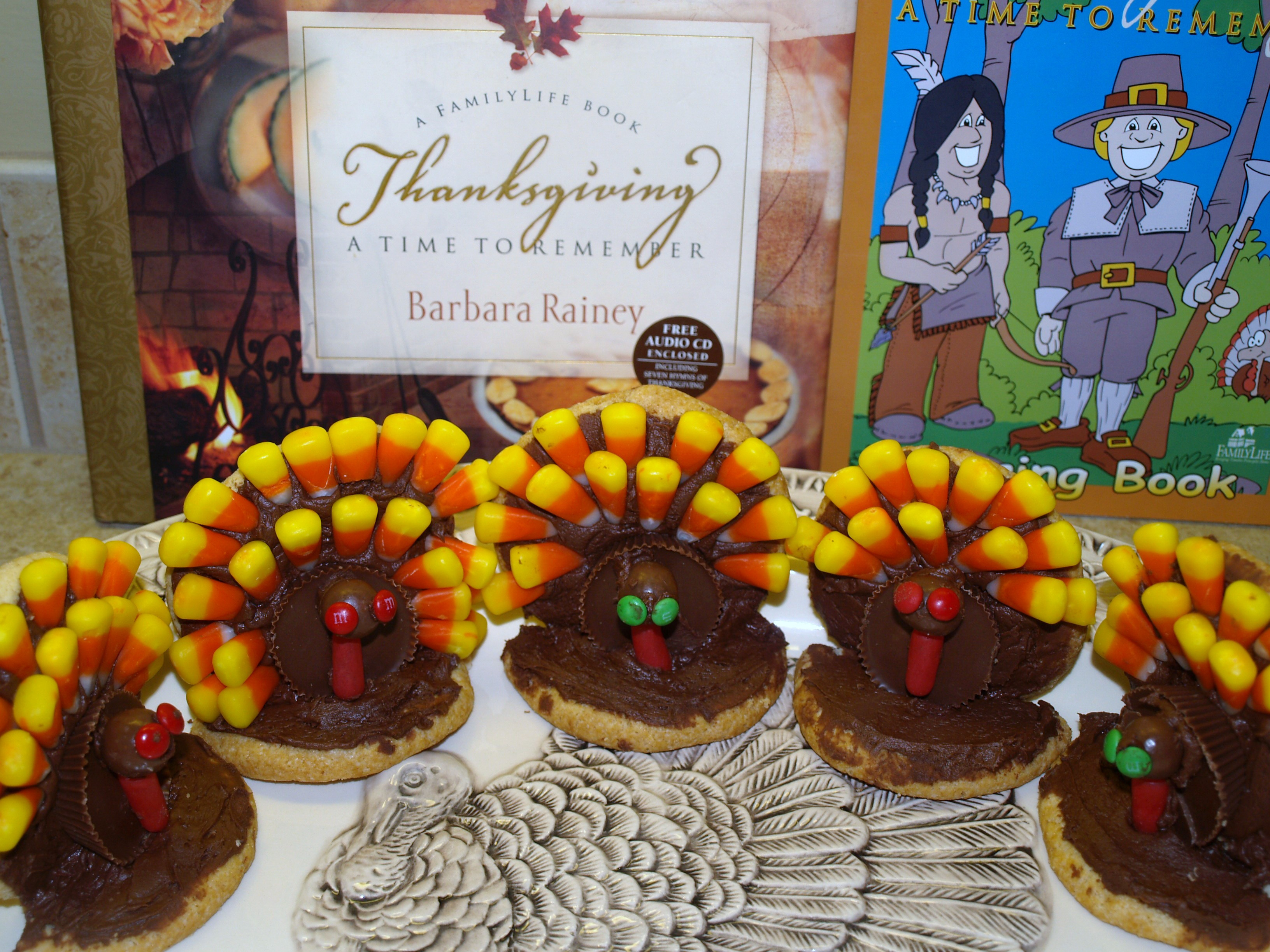 Thanksgiving Cut Out Cookies  Page not found Recipes For Our Daily Bread