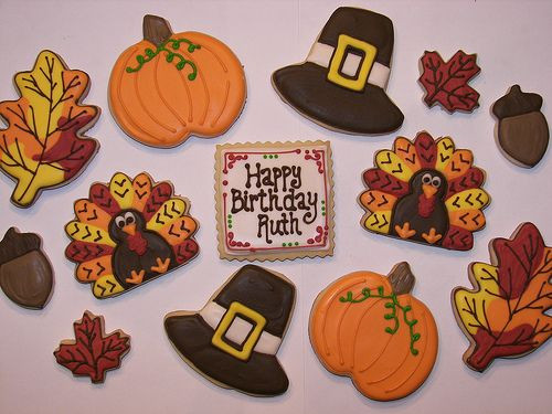 Thanksgiving Cut Out Cookies  71 best images about Cut Out Cookies Thanksgiving Fall