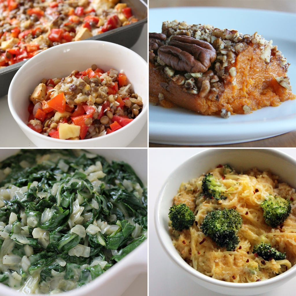 Thanksgiving Day Side Dishes  Healthy Thanksgiving Side Dishes