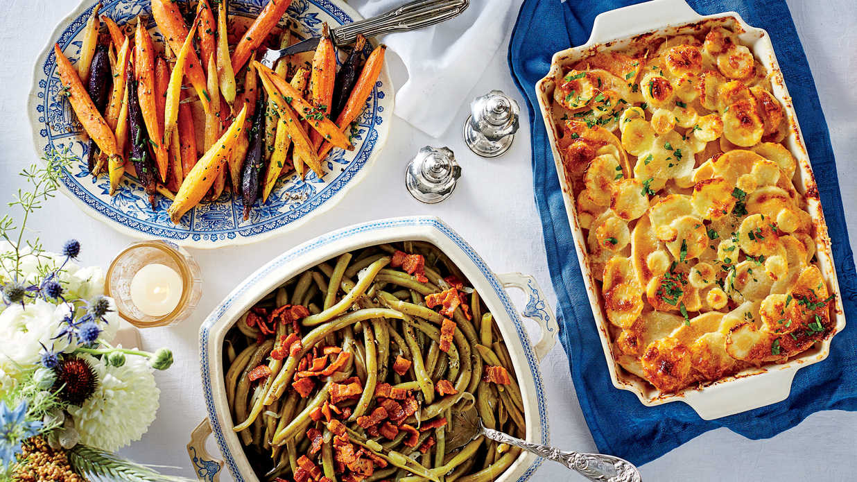 Thanksgiving Day Side Dishes  Best Thanksgiving Side Dish Recipes Southern Living