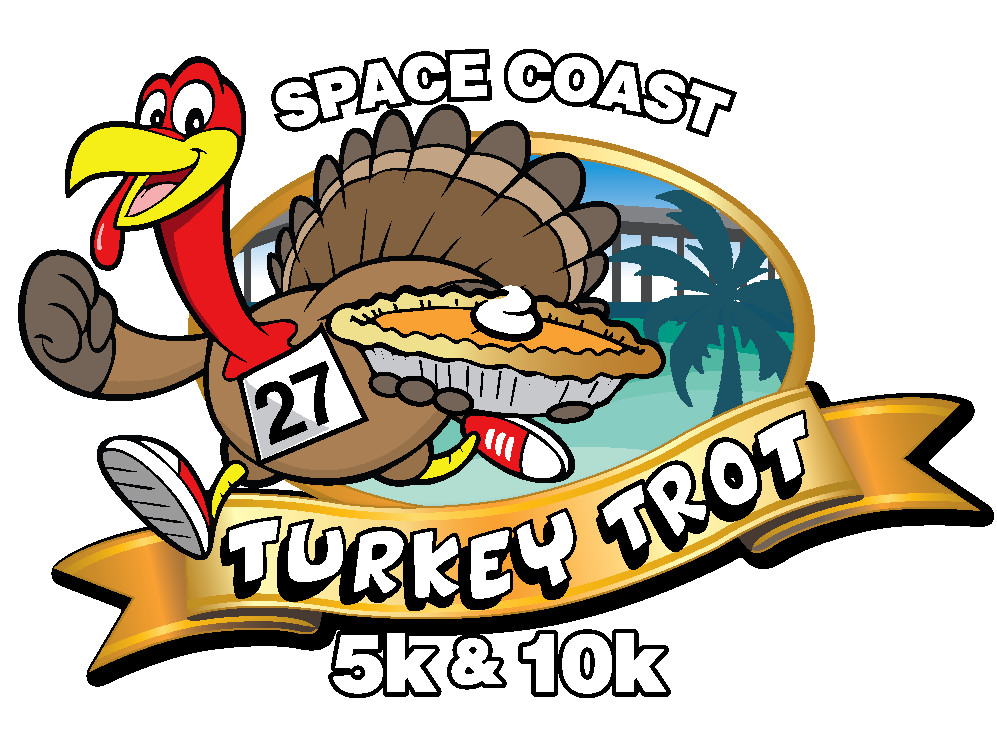 Thanksgiving Day Turkey Trot  Wel e to Space Coast Turkey Trot 5K & 10K