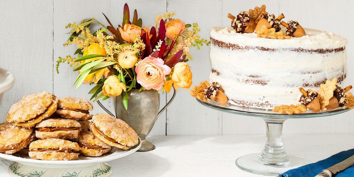 Thanksgiving Dessert Ideas  60 Easy Thanksgiving Desserts Recipes Best Ideas for
