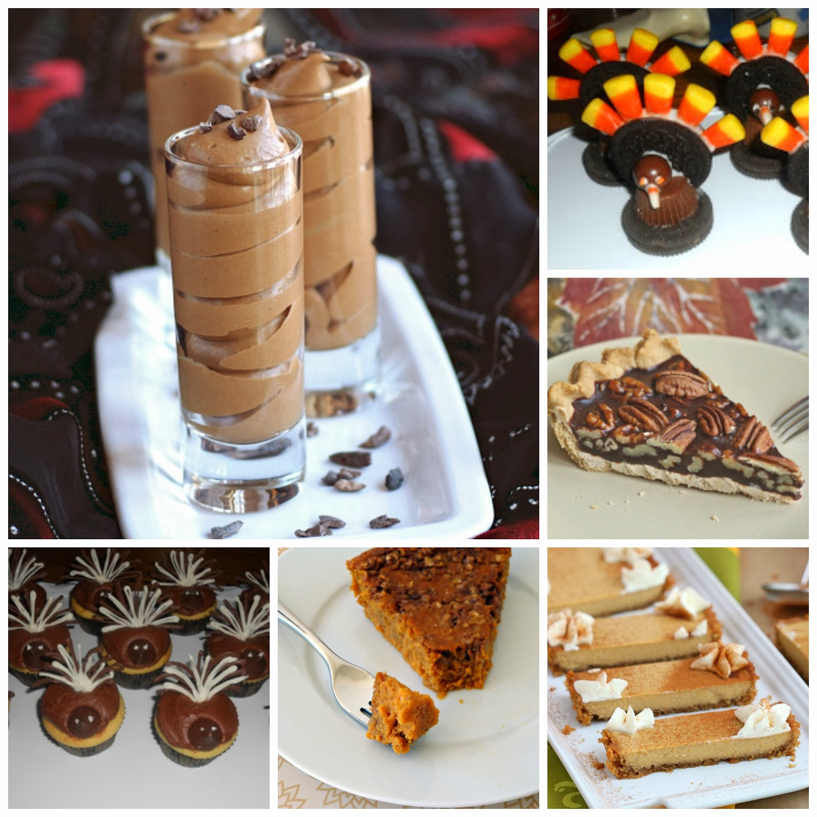 Thanksgiving Dessert Recipes  75 Recipes for Thanksgiving Hezzi D s Books and Cooks