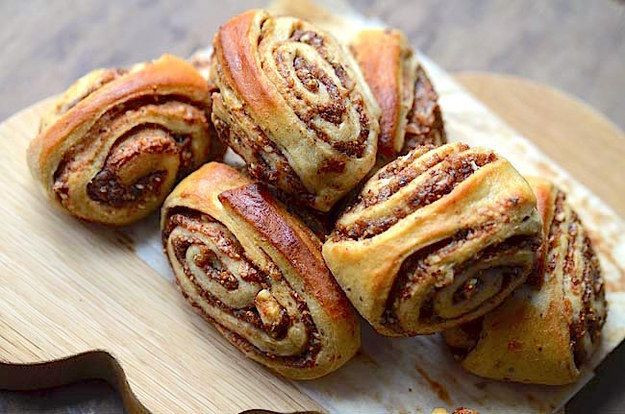 Thanksgiving Desserts 2019  Cinnamon Rugelach in 2019 Bon appetit