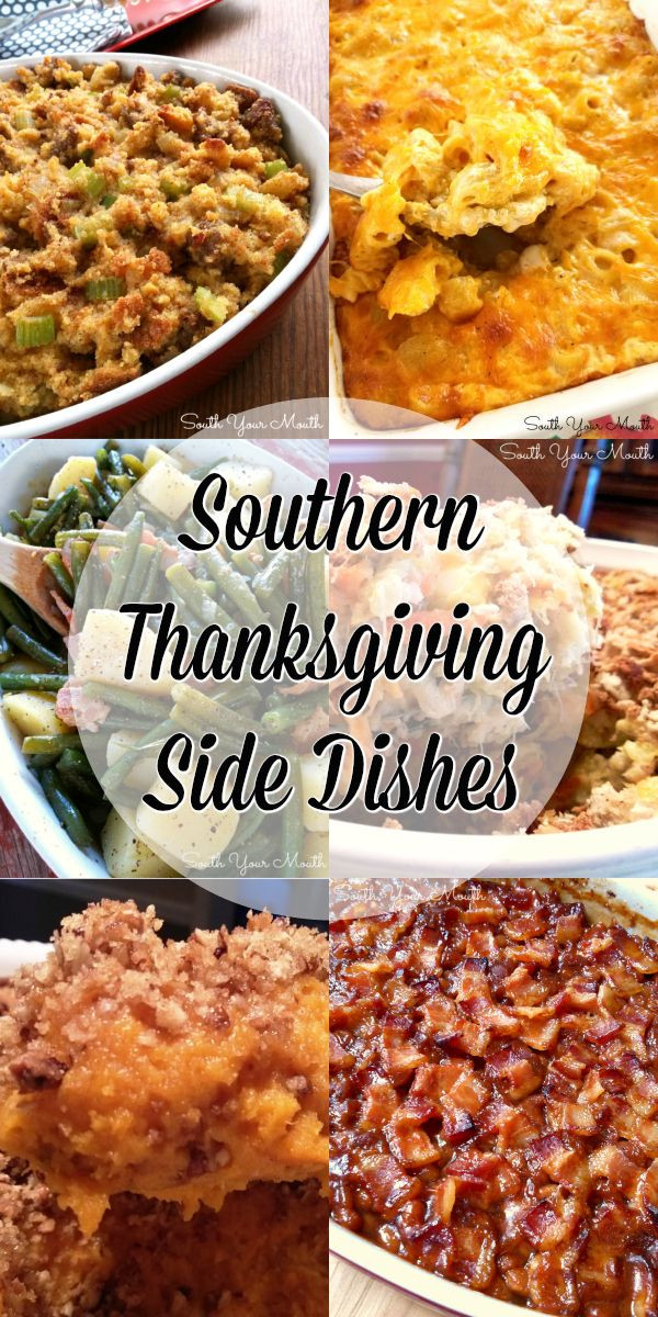 Thanksgiving Desserts 2019  Southern Thanksgiving Side Dishes in 2019