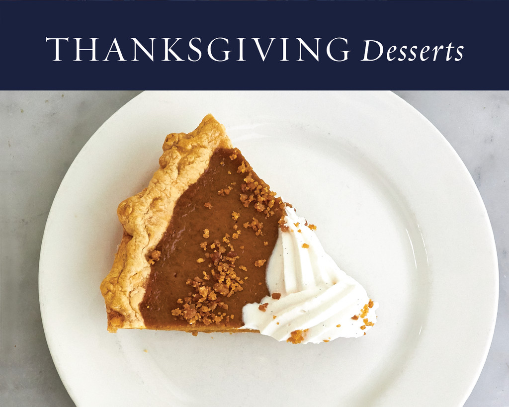 Thanksgiving Desserts 2019  Thanksgiving Desserts—Fall 2019 – Duchess Bake Shop