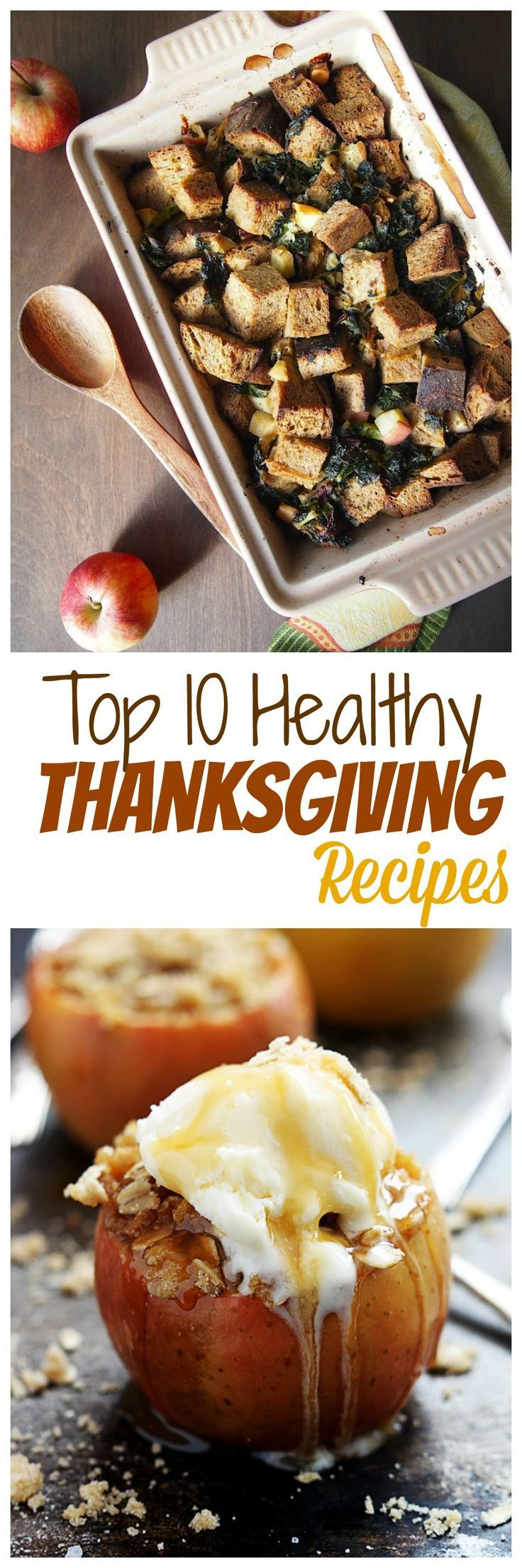 Thanksgiving Desserts List  10 Best Healthy Thanksgiving Recipes for Low Calorie Sides