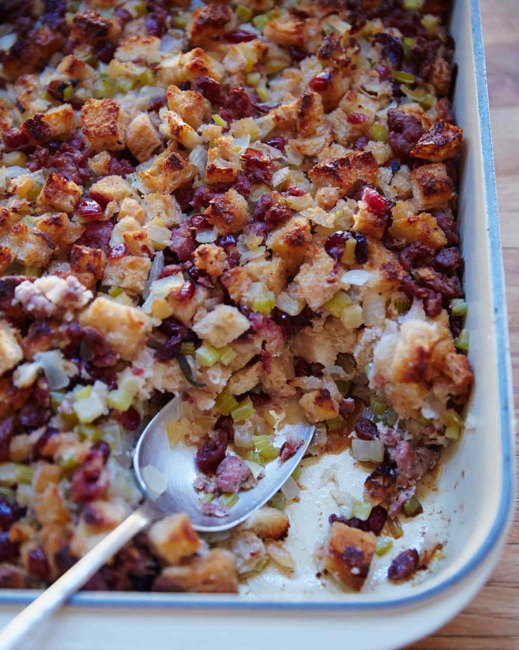Thanksgiving Desserts Martha Stewart  Anne Quatrano s Thanksgiving Recipes