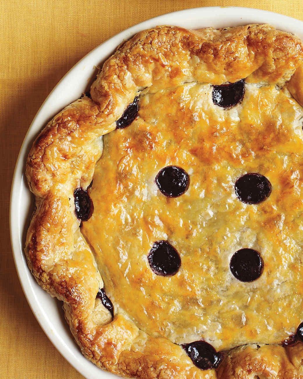 Thanksgiving Desserts Martha Stewart  Classic Thanksgiving Pie Recipes