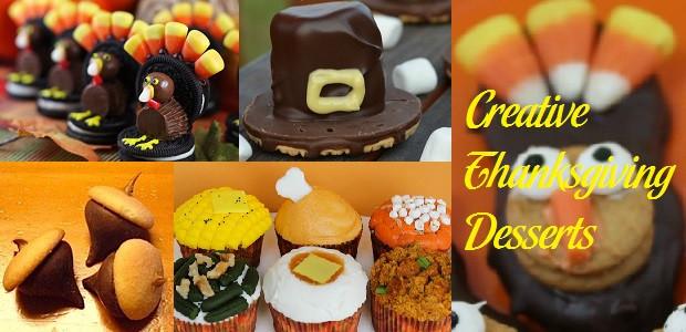 Thanksgiving Desserts Pinterest  Creative Thanksgiving Desserts Popular Parenting