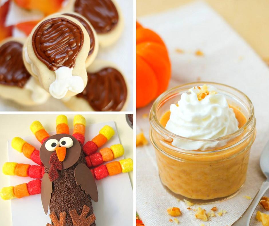 Thanksgiving Desserts Recipes  Remodelaholic