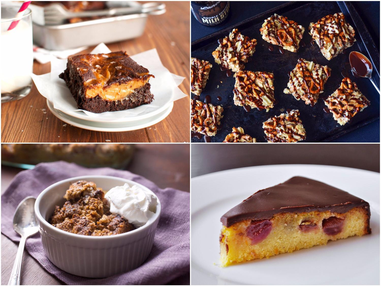 Thanksgiving Desserts Recipes  16 Thanksgiving Desserts That Aren t Pie