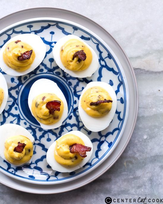 Thanksgiving Deviled Eggs  Best Thanksgiving Side Dishes The Classics