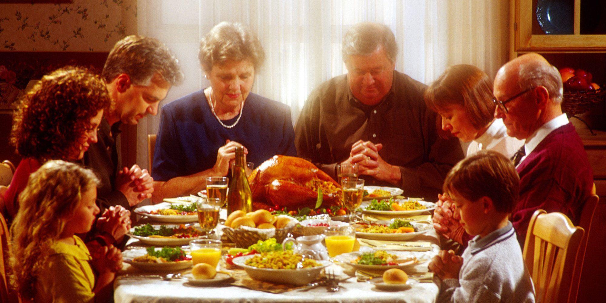 Thanksgiving Dinner 2019  Oración para el Da de Acción de Gracias – Thanksgiving