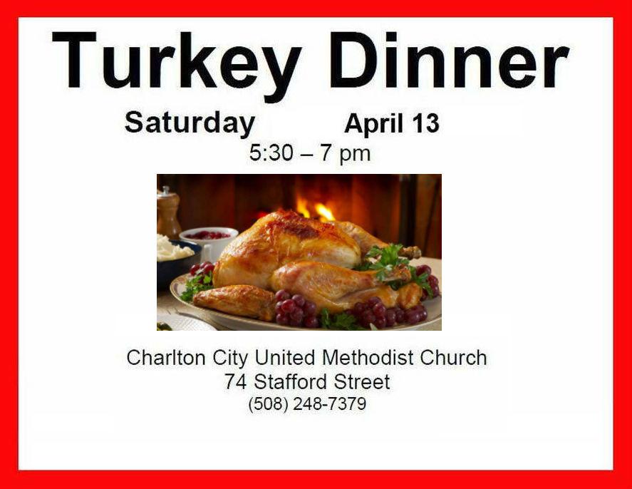 Thanksgiving Dinner 2019  Turkey dinner A 2019