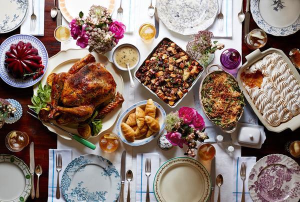 Thanksgiving Dinner 2019  Celebrate Thanksgiving in New York City