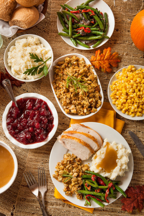 Thanksgiving Dinner 2019  The Definitive Ranking Thanksgiving Food