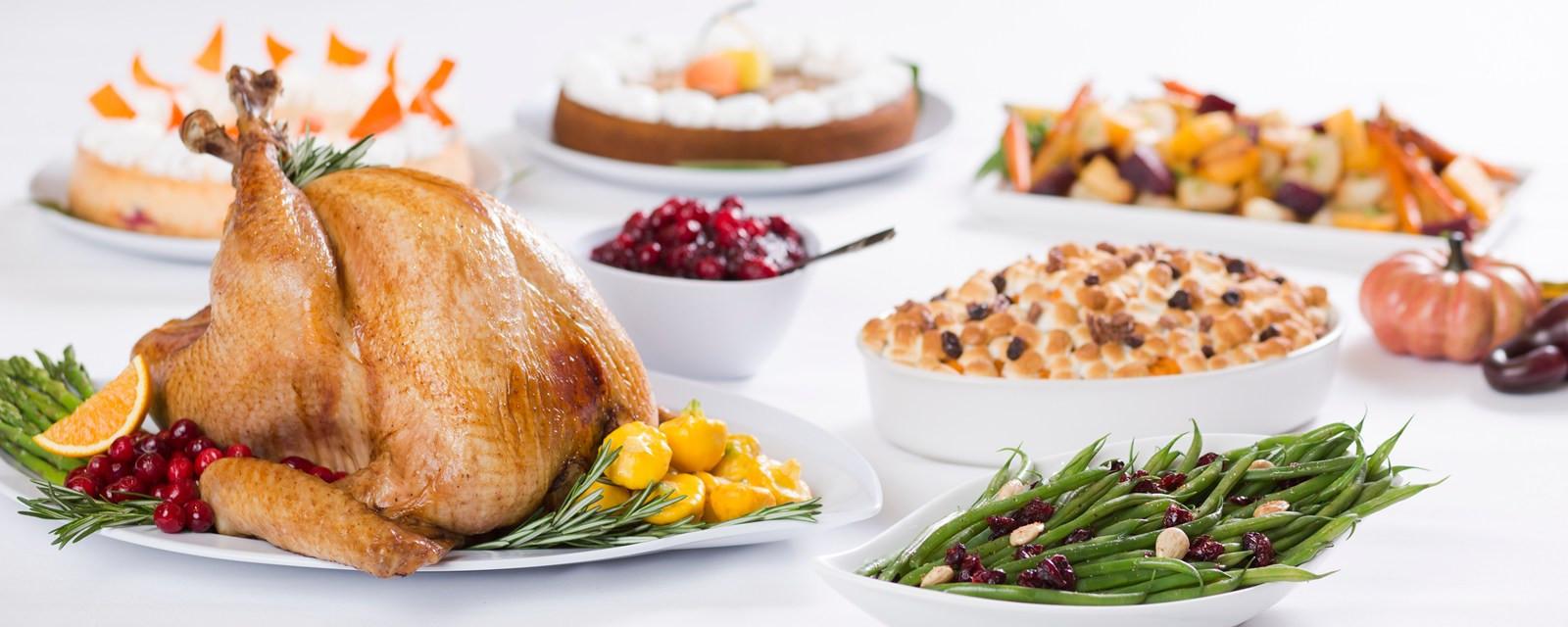 Thanksgiving Dinner 2019 Restaurants  Thanksgiving Buffet Orlando