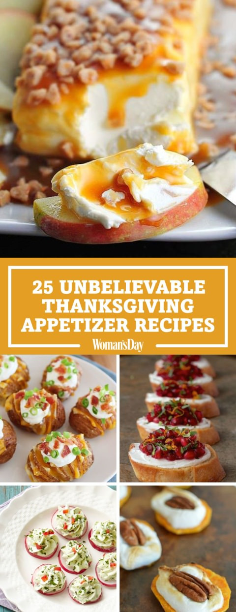 Thanksgiving Dinner Appetizers  25 Unbelievably Good Thanksgiving Appetizer Recipes ⋆ Food