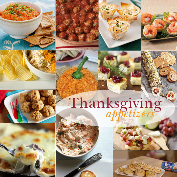 Thanksgiving Dinner Appetizers  Yummy Monday Terrific Thanksgiving Day Appetizers — The