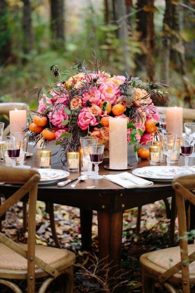 Thanksgiving Dinner Decorations  15 Decoration Ideas for Thanksgiving Dinner – Home And