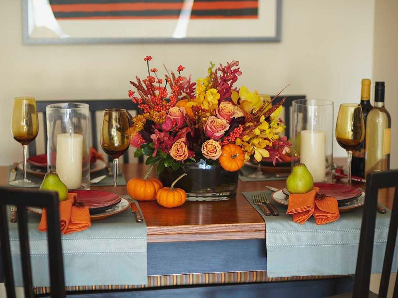 Thanksgiving Dinner Decorations  Unique Ideas to Up Your Hosting Game This Thanksgiving
