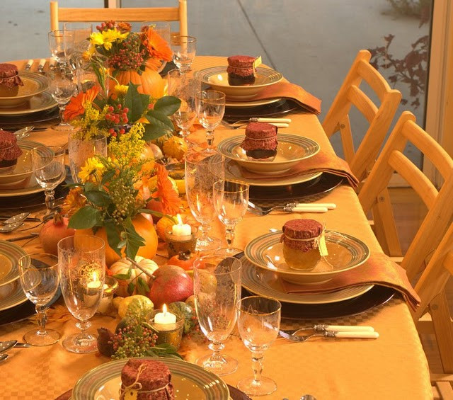 Thanksgiving Dinner Decorations  Home Decoration Design Decoration Ideas for Thanksgiving