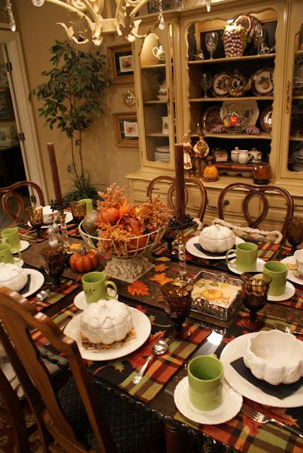Thanksgiving Dinner Decorations  It s Written on the Wall Ideas for your Thanksgiving