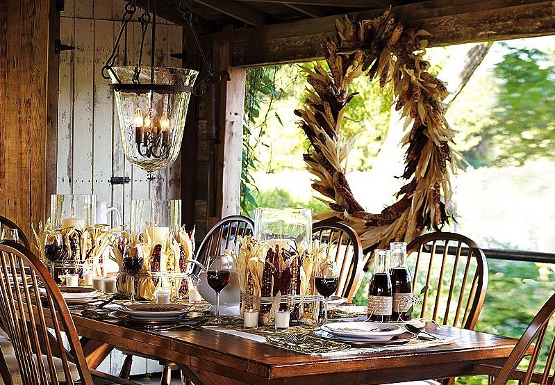 Thanksgiving Dinner Decorations  Thanksgiving Table Inspiration thewhitebuffalostylingco
