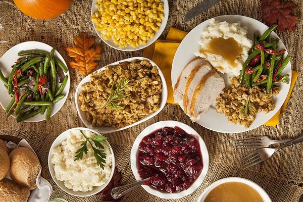 Thanksgiving Dinner Delivery Hot  7 SA Hotel Restaurants fering Thanksgiving Dinner With