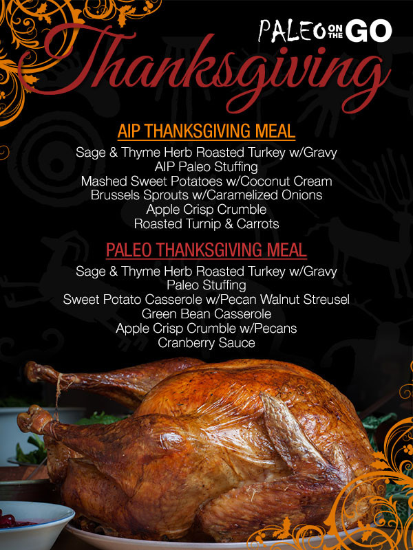 Thanksgiving Dinner Delivery Hot  5 Reasons to Have a Thanksgiving Meal Delivered