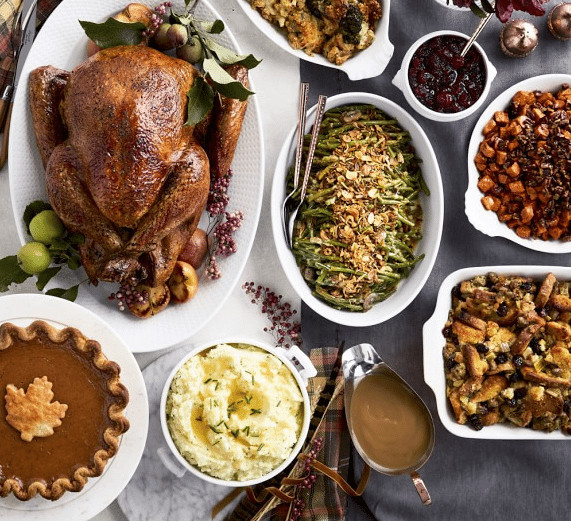 Thanksgiving Dinner Delivery Hot  6 Ways To Get Thanksgiving Delivered Simplemost