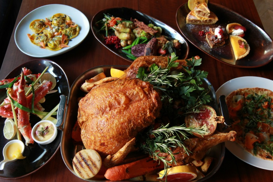 Thanksgiving Dinner Delivery Hot  Hong Kong's Top 10 Christmas Dinner Menus 2016