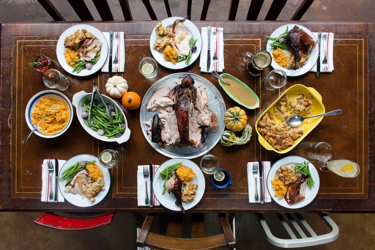 Thanksgiving Dinner Delivery Hot  Where to Order Takeout for Thanksgiving in Philadelphia