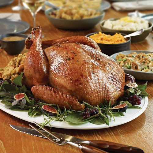 Thanksgiving Dinner Delivery  Special Thanksgiving Omaha Steaks Packages QuiBids