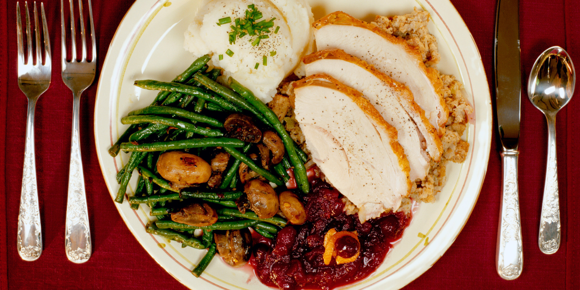 Thanksgiving Dinner For One  6 Tiny Tweaks To Make Your Thanksgiving Recipes Just A