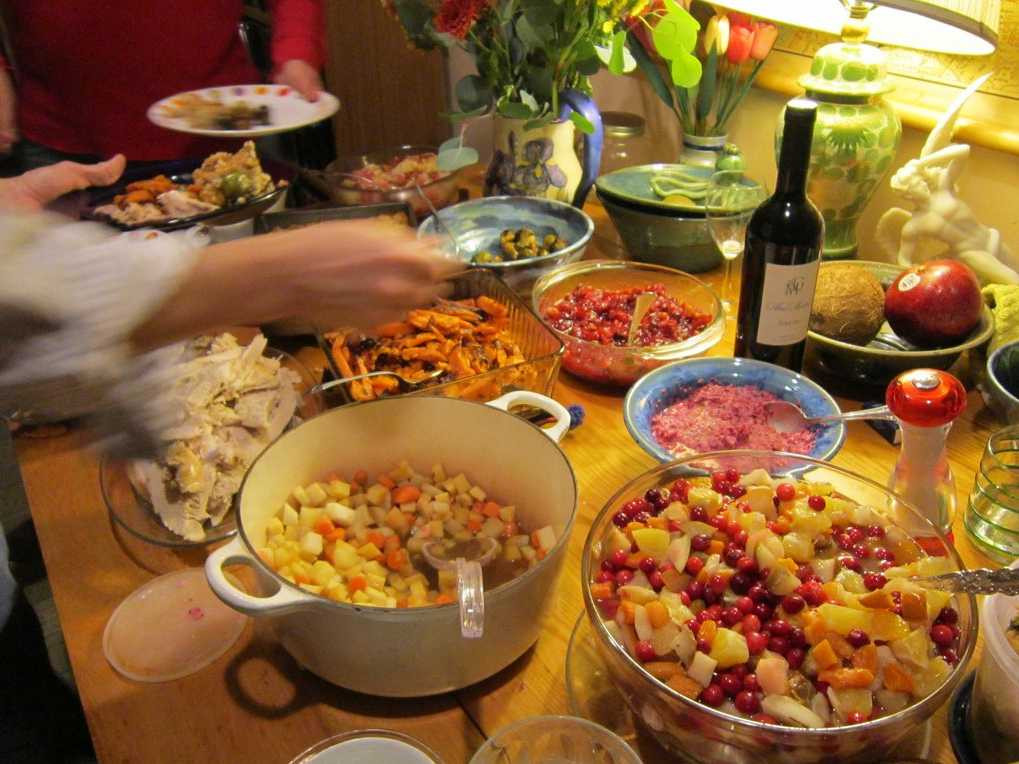 Thanksgiving Dinner For One  Cost Cooking Thanksgiving Dinner Business Insider