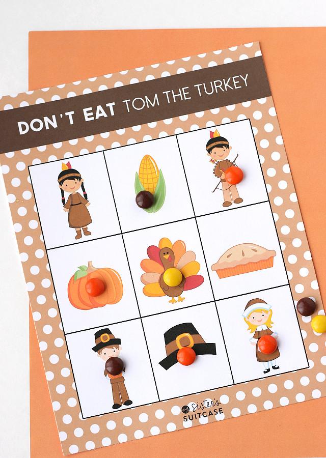 Thanksgiving Dinner Games  25 Super Fun Thanksgiving Ideas Eighteen25
