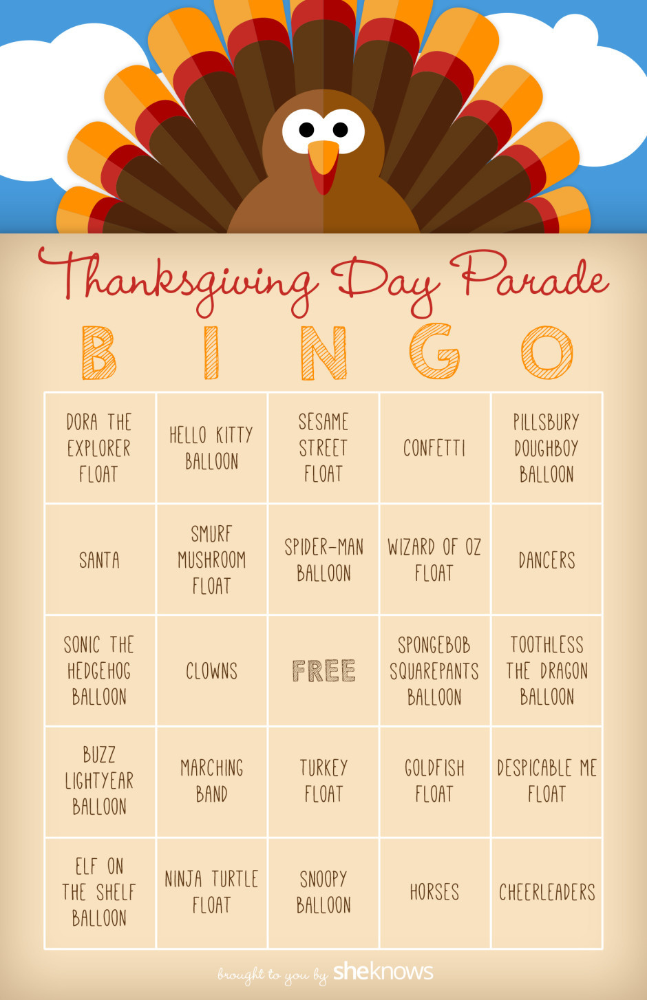 Thanksgiving Dinner Games  Thanksgiving games to keep kids from driving you crazy