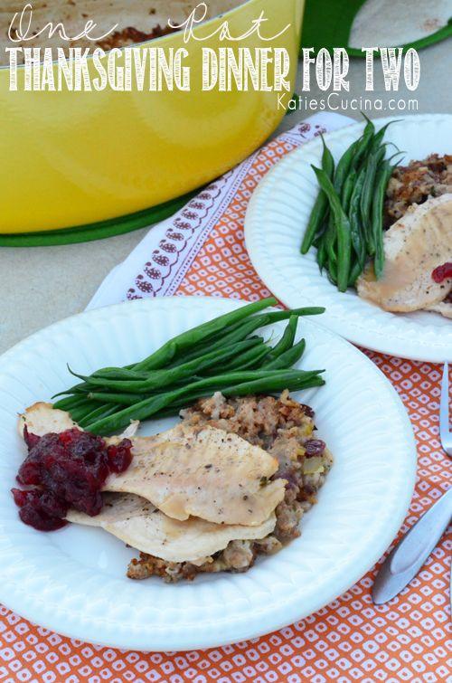 Thanksgiving Dinner Ideas Pinterest  100 Thanksgiving Dinner Recipes on Pinterest