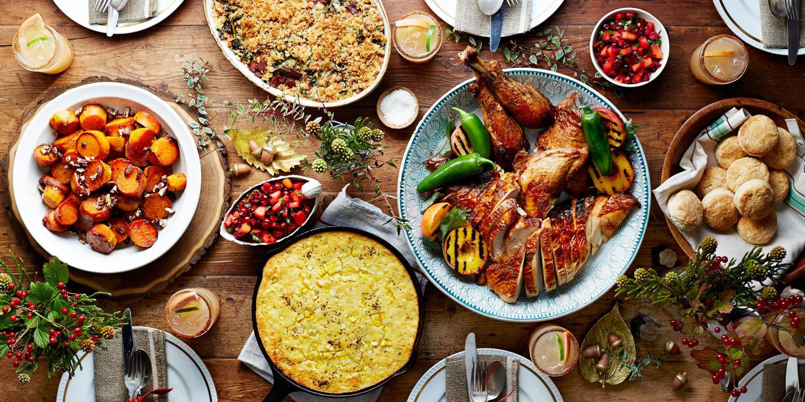 Thanksgiving Dinner Ideas Pinterest  Pinterest Thanksgiving Menu Top Thanksgiving Recipes on