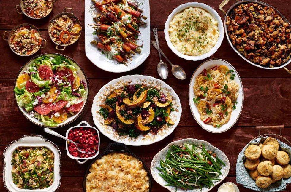Thanksgiving Dinner Ideas Pinterest  Thanksgiving Dishes Ranked