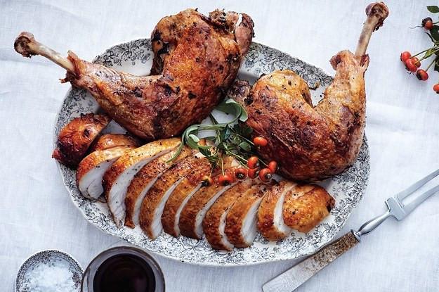 Thanksgiving Dinner Ideas Without Turkey  17 Ways To Make Thanksgiving Dinner Without Roasting A