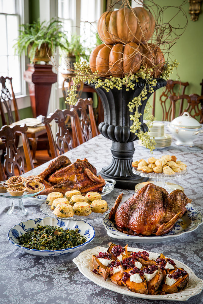 Thanksgiving Dinner Ideas Without Turkey  Thanksgiving Dinner Recipes and Tips from Regina